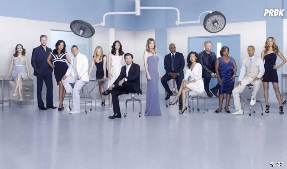 Grey's Anatomy revient pour sa saison 9 le 27 septembre 2012