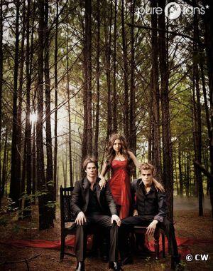 Une scène très hot en approche dans la saison 4 de Vampire Diaries