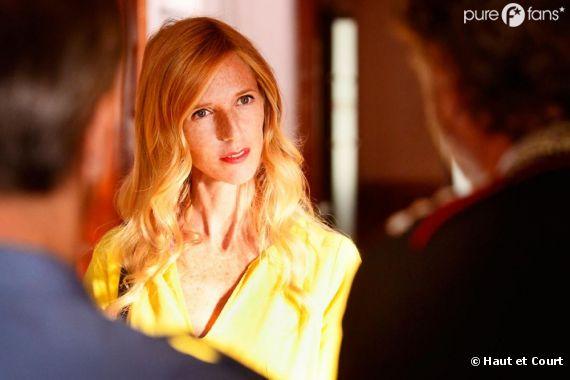 Sandrine Kiberlain dévoile son côté comique dans Pauline Détective