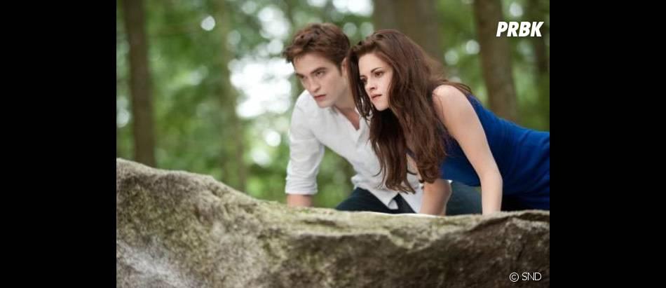 Edward et Bella prêts à attaquer !
