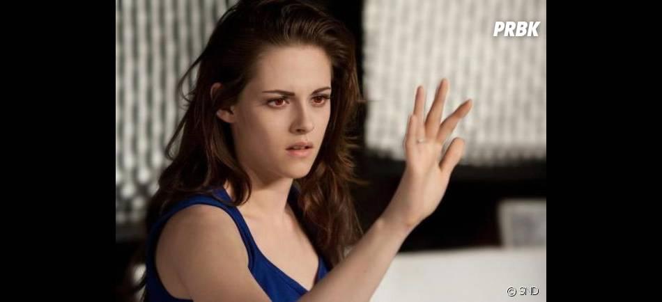 Bella découvre sa nature de vampire