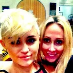 Miley Cyrus : fifille à sa môman sur le tournage de Mon Oncle Charlie (PHOTO)