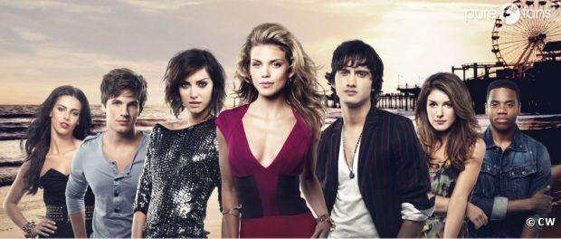 90210 fait son retour à l'antenne de la CW !