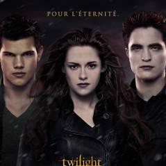 Twilight 5 : l'affiche française qui tire la tronche ! (PHOTO)