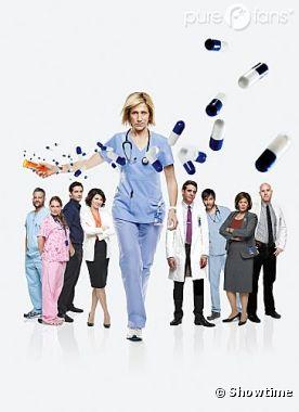 Nurse Jackie va avoir le droit à une saison 5