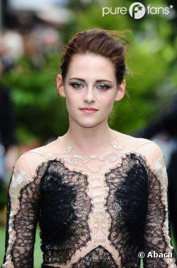Kristen Stewart n'est pas la star la plus souriante qu'il soit !