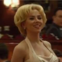 Hitchcock : Scarlett Johansson sous la douche dans la bande-annonce ! (VIDEO)