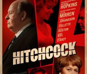 Hitchcock, au cinéma au mois de février 2013