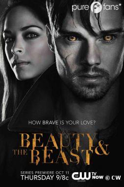 Beauty and the Beast débarque le 11 octobre sur CW
