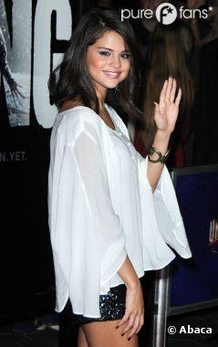 Selena Gomez est à fond sur Justin Bieber !