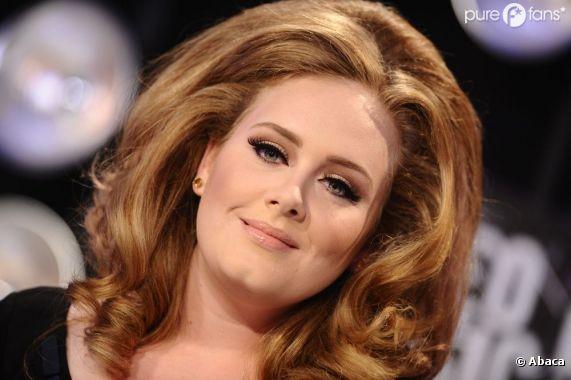 Adele est maman !