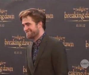 On comprend pourquoi Robert Pattinson ne veut pas évoquer Kristen Stewart !