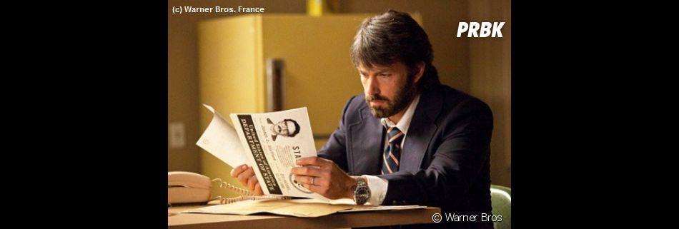 Ben Affleck est génial dans  Argo  !