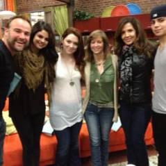 Selena Gomez : Les Sorciers de Waverly Place enfin réunis (PHOTO)