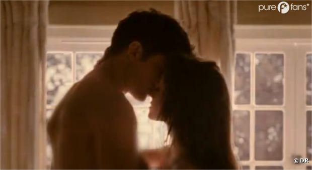 Edward et Bella 100% in love dans Twilight 5
