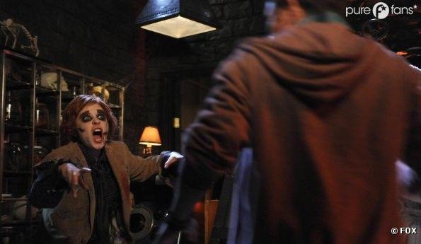 Jess va faire peur à Nick