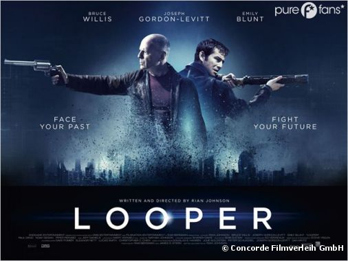 Looper, en salle le 31 octobre, va vous renverser !
