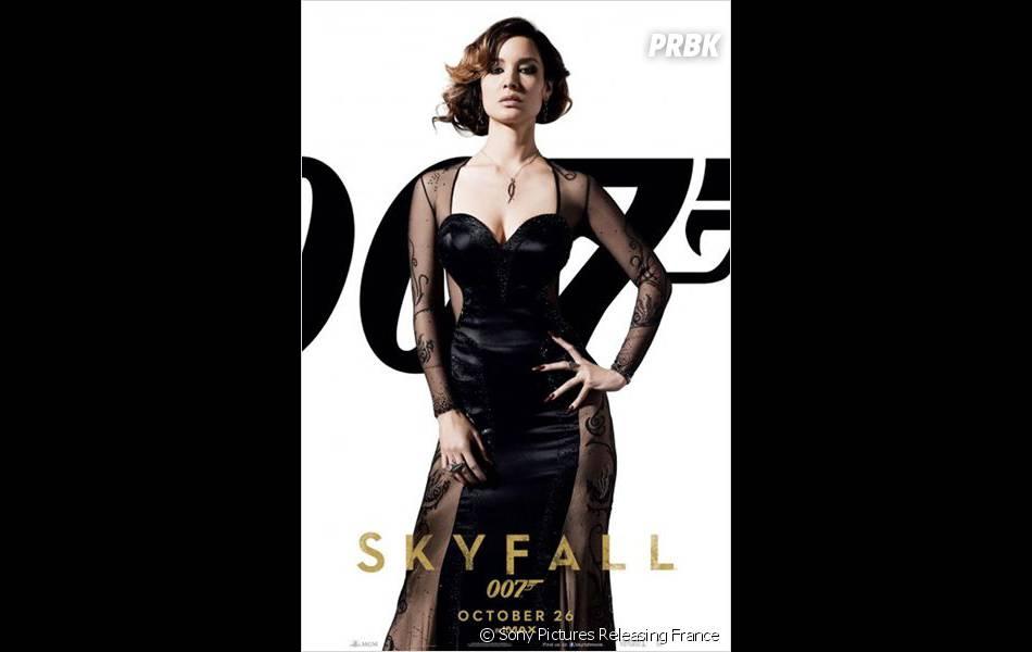 Bérénice Marlohe est une sublime James Bond Girl !