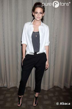 Kristen Stewart serait jalouse de l'amitié entre Rob' et Uma Thurman