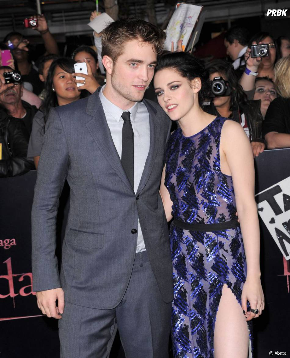 Kristen Stewart doit tout oublier dans les bras de Robert Pattinson !