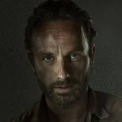 The Walking Dead saison 3 : Andrew Lincoln très secoué sur le tournage ! (SPOILER)