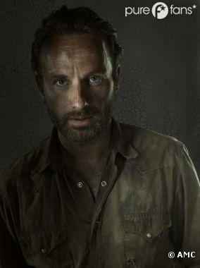Andrew Lincoln a été secoué sur le tournage de la saison 3 de Walking Dead