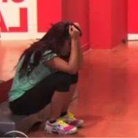 Danse avec les stars 2012 - Amel Bent craque : la samba c'est pas sa philosophie (VIDEO)