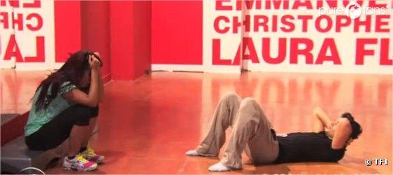 Danse avec les stars 2012 : La samba c'est vraiment trop dur !