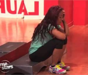 Danse avec les stars 2012 : Amel Bent craque en pleine répétition