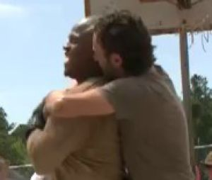 Making-of de l'épisode 4 de la saison 3 de The Walking Dead