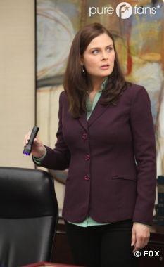 Brennan en danger dans un futur épisode de Bones