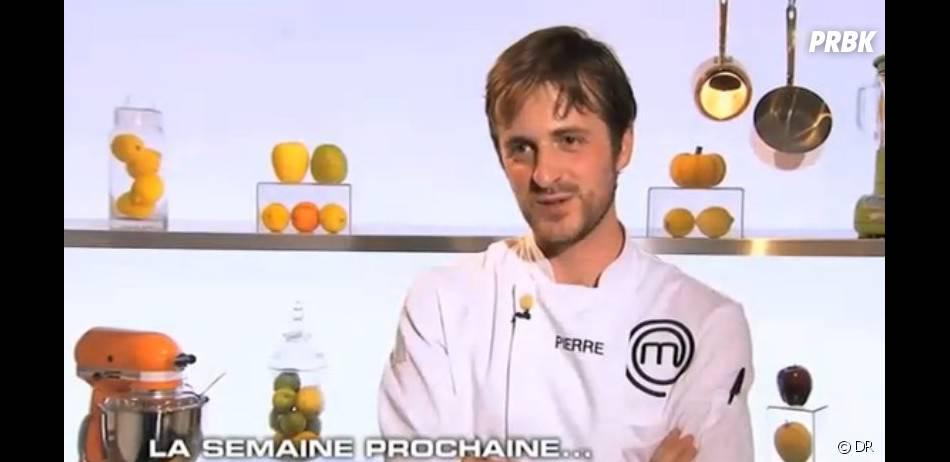 Pierre est le finaliste favori de la MasterChef 2010 !