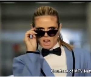 Heidi Klum danse le Gangnam Style