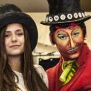 """The Vampire Diaries : Nina Dobrev """"abandonne"""" la série pour le Cirque ! (PHOTOS)"""