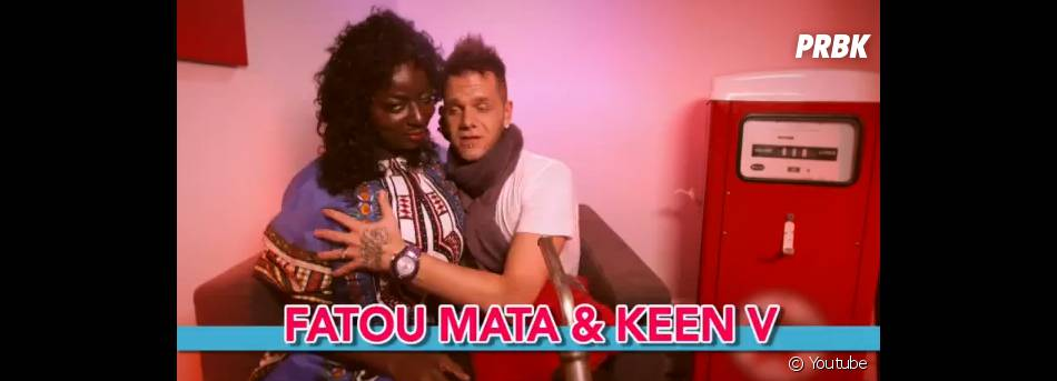 Fatoumata aime beaucoup Keen'V !