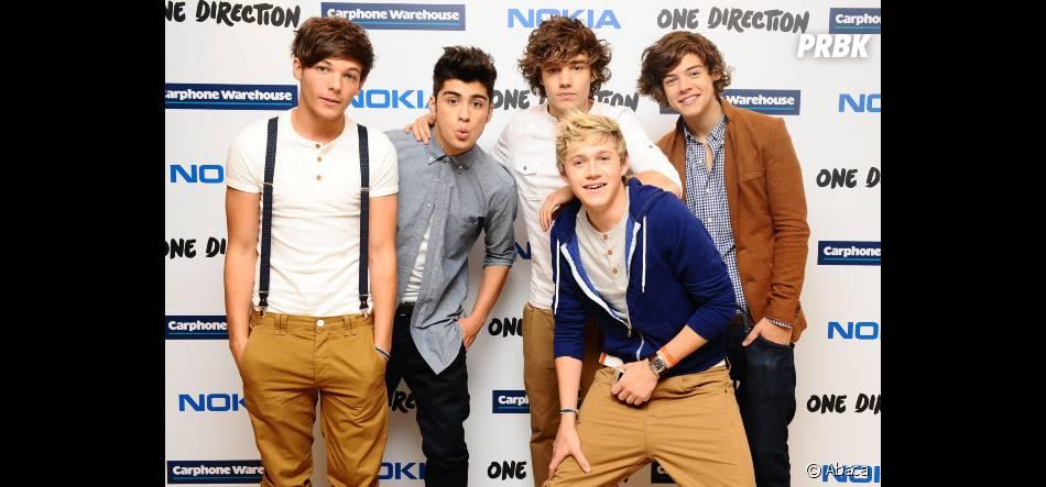 One Direction, un succès qui inspire le cinéma