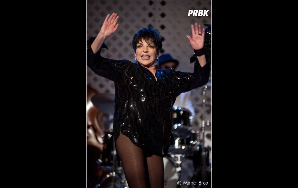 Liza Minnelli débarque dans la série