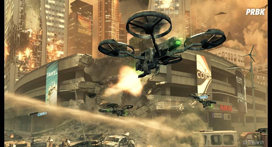 Cally of Duty Black Ops 2 envoie du lourd !