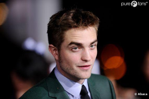 Robert Pattinson toujours sous le choc du succès de Twilight