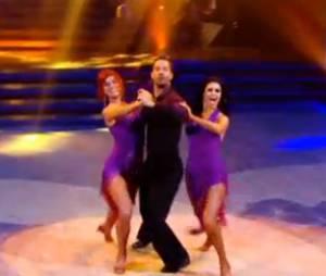 Un trio réussi pour Emmanuel Moire dans Danse avec les Stars
