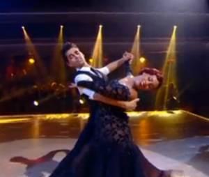 Amel Bent toujours en osmose avec son partenaire de Danse avec les Stars