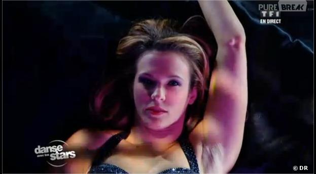 Lorie toujours au top dans Danse avec les Stars