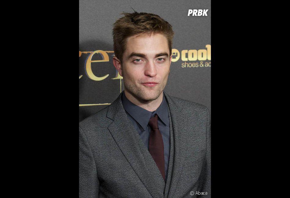 Robert Pattinson, une star pas vraiment glamour