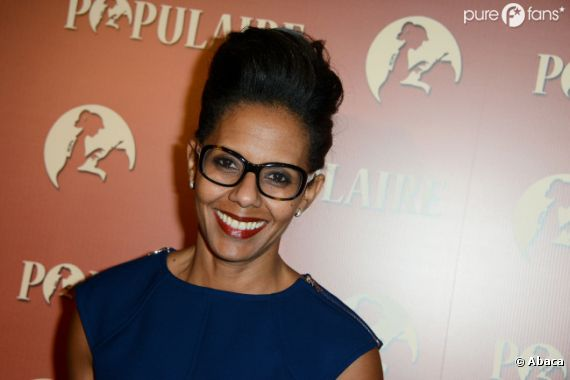 Audrey Pulvar ne se laisse pas abattre par sa rupture