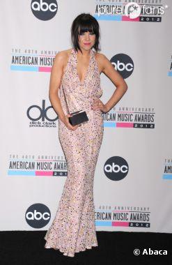Carly Rae Jepsen a été sacrée aux American Music Awards 2012