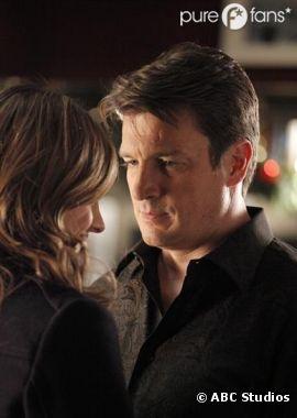 Fini les séances de cache-cache pour Castle et Beckett !