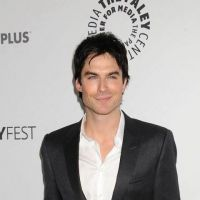 The Vampire Diaries : Ian Somerhalder boit du sang... enfin presque ! (PHOTO)