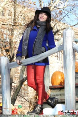 Carly Rae Jepsen, trop mimi pour Thanksgiving