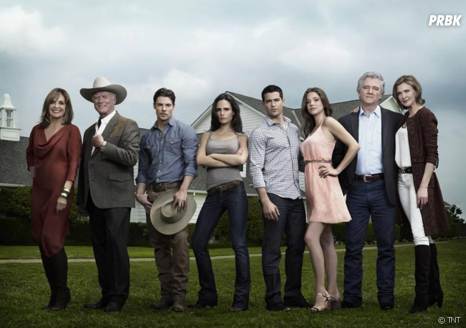 Dallas saison 2 reviendra le 28 janvier sur TNT