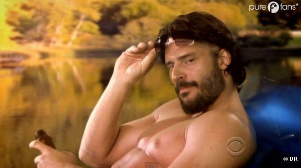 Joe Manganiello en mode sexy